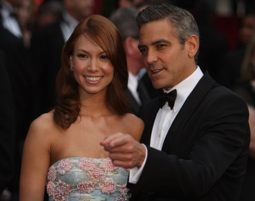 George Clooney not engaged