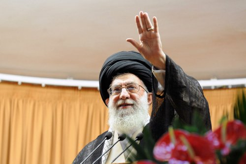 Iran's top cleric: Sanctions don't work