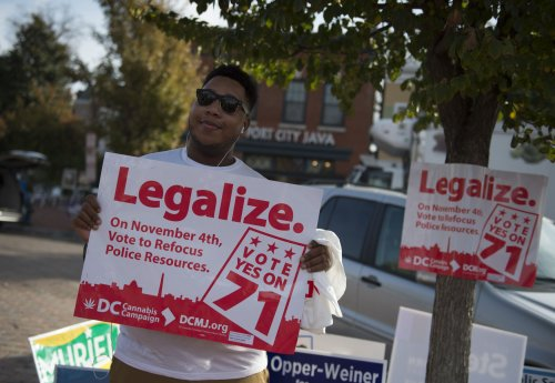Voters take action on minimum wage, guns and marijuana in state ballot questions