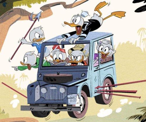 'DuckTales' reboot releases first image