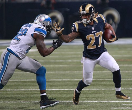 Los Angeles Rams worried about no-show Tre Mason