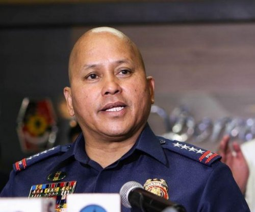 Philippines' police chief blames spike in drug killings on suspects not surrendering