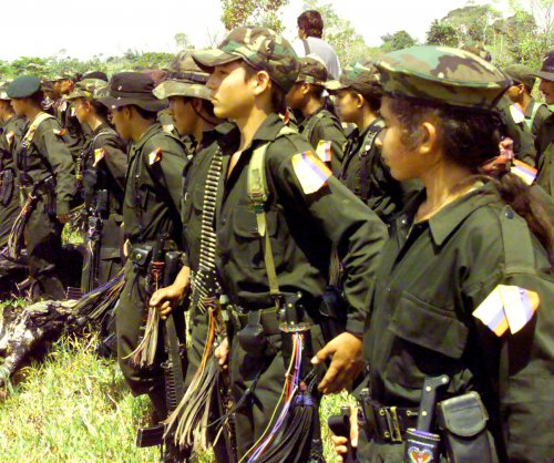 Colombia's FARC releases 13 child soldiers in first phase of peace deal