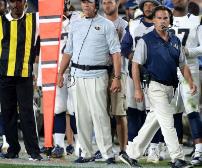 Los Angeles Rams sign head coach Jeff Fisher to contract extension