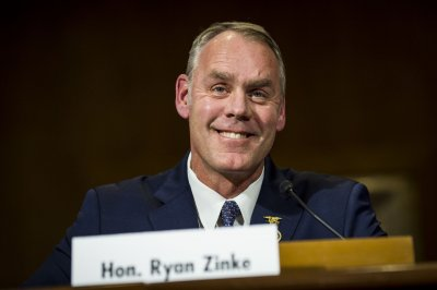 Senate confirms Ryan Zinke as next interior secretary
