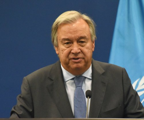 U.N.'s Guterres: Israeli settlements a 'major obstacle' to two-state solution