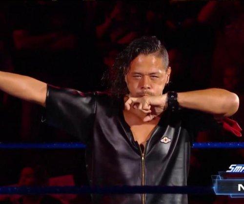 WWE Smackdown: Shinsuke Nakamura becomes No. 1 contender