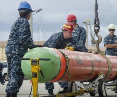 Northrop Grumman contracted for Mk 48 torpedo support