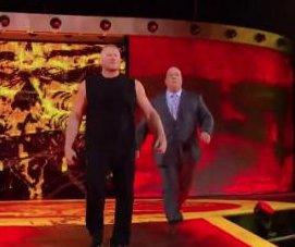 WWE Hell in a Cell: Brock Lesnar spoils Roman Reigns vs. Braun Strowman