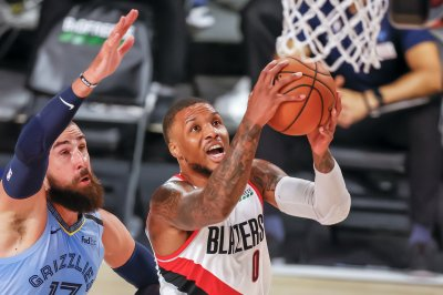 Trail Blazers' Damian Lillard, Mavericks' Kristaps Porzingis ruled out for Game 5s