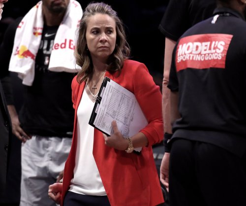 Spurs' Becky Hammon makes history as first woman to coach NBA game