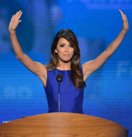 Longoria to be on stage at inauguration