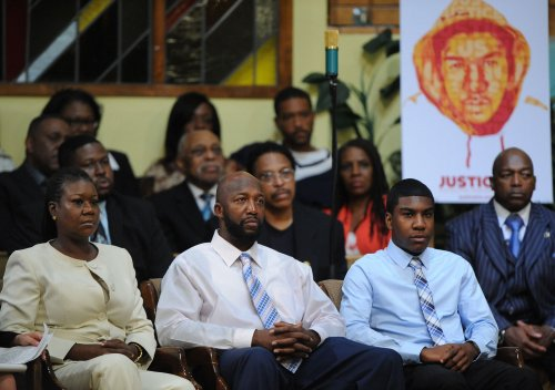 The Year in Review 2012: Trayvon Martin, George Zimmerman and 'stand-your-ground'