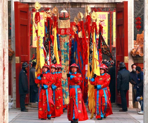 Chinese New Year welcomes the Year of the 'Yang'
