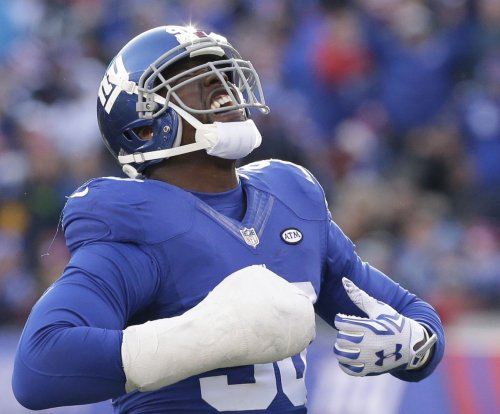 Jason Pierre-Paul among 3 New York Giants injured