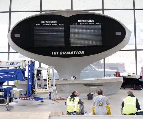 Iconic TWA terminal at JFK undergoing overhaul for new hotel