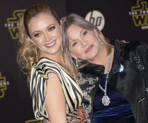 Billie Lourd on upholding Carrie Fisher's legacy: 'It's a lot of pressure'