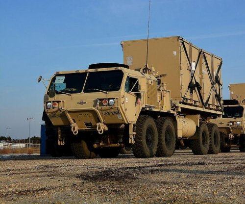 Oshkosh receives $40M for heavy tactical vehicles