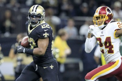 Mark Ingram returns to first-place New Orleans Saints