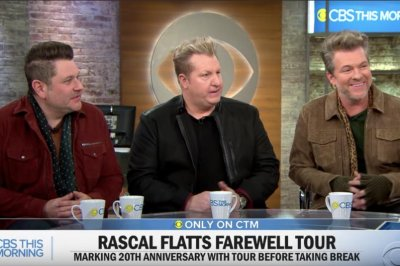 Rascal Flatts to launch farewell tour in June