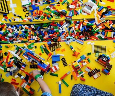 A bar made out of 1 million legos will come to Orlando in March