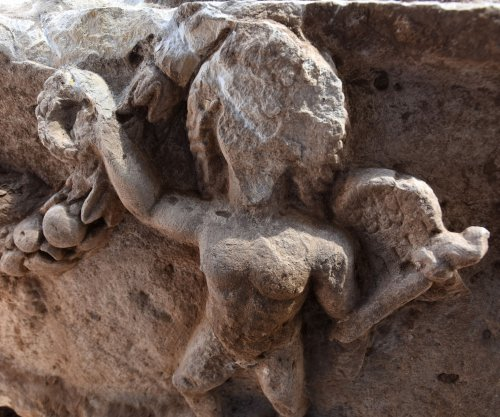 Roman-era sarcophagus recovered in Israel