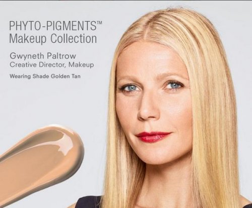 Gwyneth Paltrow launches organic beauty line