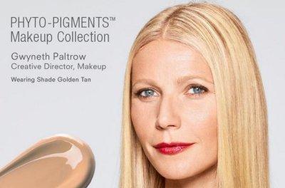 Gwyneth Paltrow launches organic beauty line