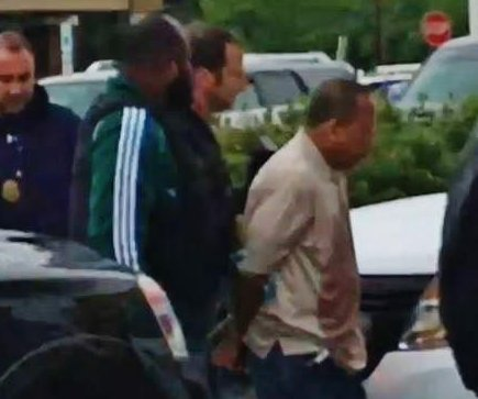 Police: Fugitive captured after 3 killed, 2 wounded in suburban D.C. shootings