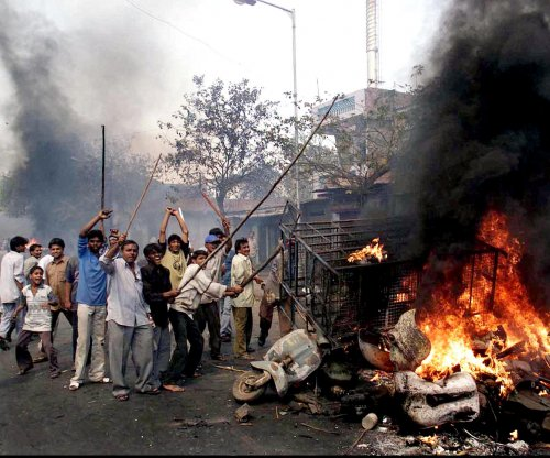 Indian court hands down 11 life sentences for 2002 anti-Muslim rioting