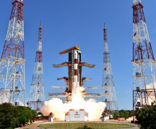 ISRO launches 20 satellites in a single flight