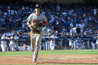 Trea Turner hits for cycle in Washington Nationals' 15-12 win over Colorado Rockies
