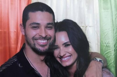 Demi Lovato, Wilmer Valderrama reunite one year after split