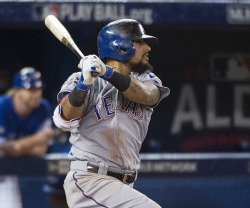Rougned Odor homers twice as Texas Rangers defeat Houston Astros