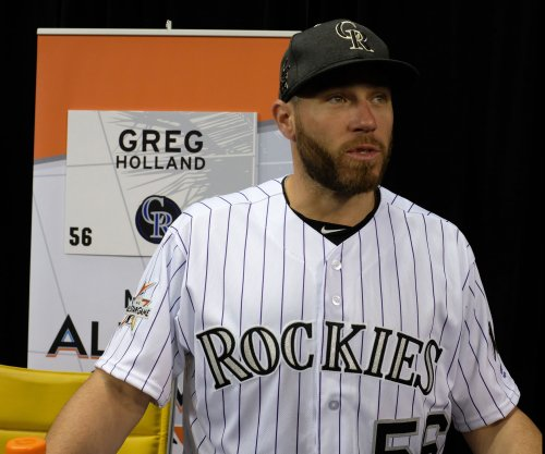 Colorado Rockies: Greg Holland day-to-day after, well, kitchen accident