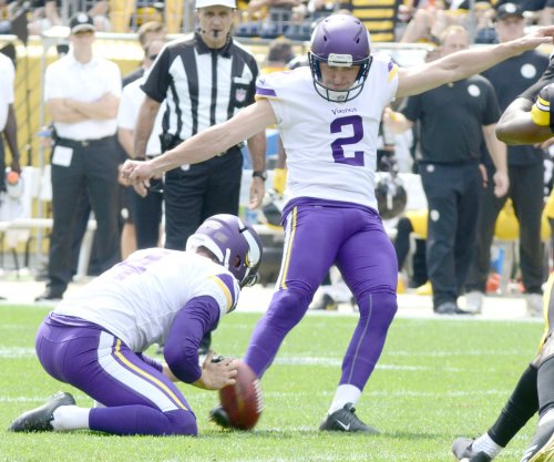 Kai Forbath kicks six field goals as Minnesota Vikings stop Baltimore Ravens