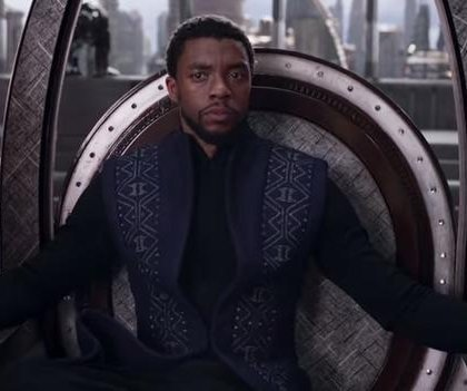 'Black Panther': Chadwick Boseman defends Wakanda in new trailer