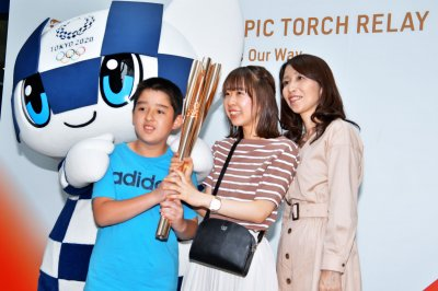 Tokyo 2020 unveils Olympic Games torch relay route