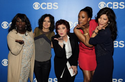 'The Talk' taping week of shows in New York