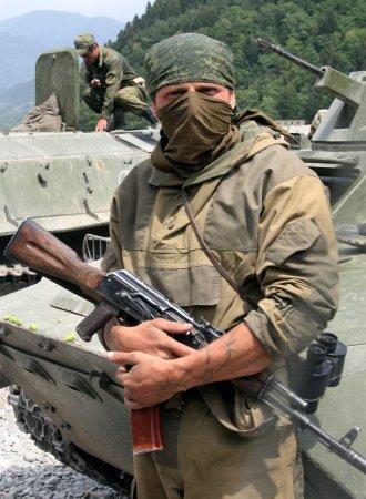 S. Ossetia president sacks government