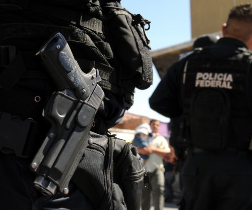 Study blames spike in homicide rates on Mexican drug war