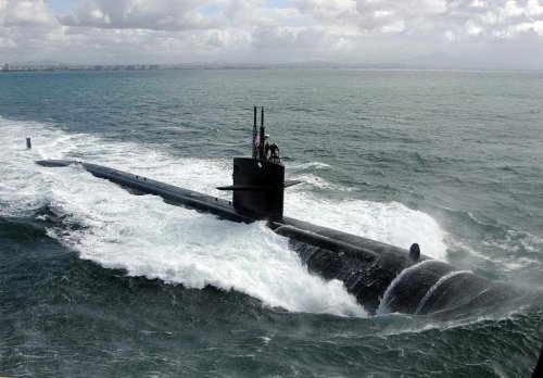 Navy awards submarine contract to Newport News Shipbuilding