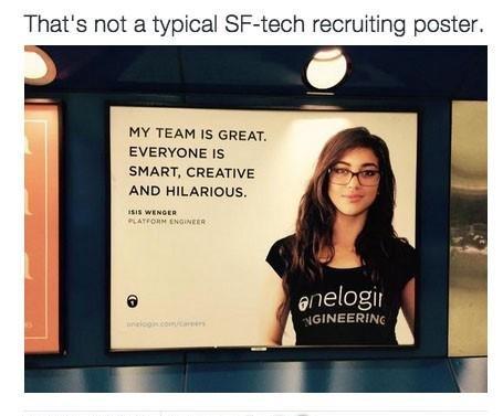 #ILookLikeAnEngineer trend raises awareness of female engineers