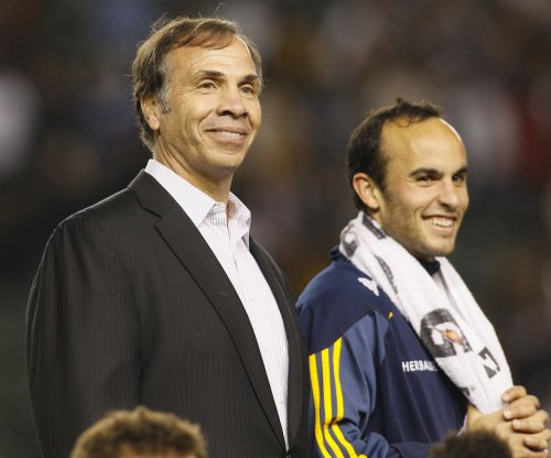 USA men's national soccer team manager Bruce Arena won't re-up