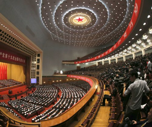 "China's Jinping opens 19th Communist Party Congress with ""new era"" speech"