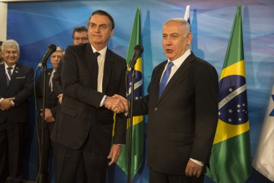 Brazil to open diplomatic office in Jerusalem