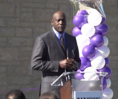 Emotional Michael Jordan opens first of two Charlotte medical clinics