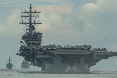 Britain, United States extend deal for cooperative aircraft carrier operations