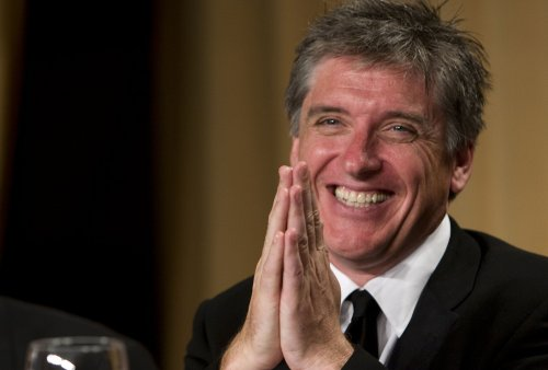 Craig Ferguson marries art dealer