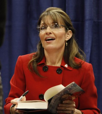 Palin visits Rev. Billy Graham